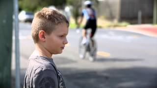 RACQ Road Safety Lessons - Crossing The Road