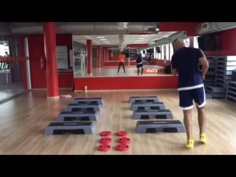 Ninoweight&New Sports in Morocco