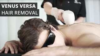 Venus Versa™ Hair Removal Treatments