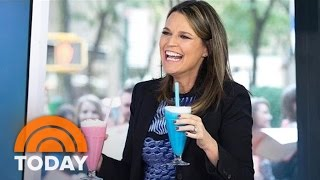 Savannah Guthrie Reveals Gender Of Her Baby | TODAY