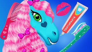 Fun Princess Sweet Boutique Bakery  - Horse Care & Cooking, Color, Decorate Serve Cakes Kids Apps