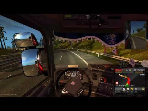 Euro Truck Simulator 2 #1