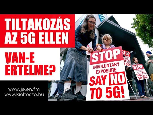 Van-é értelme az 5G elleni tiltakozásnak?