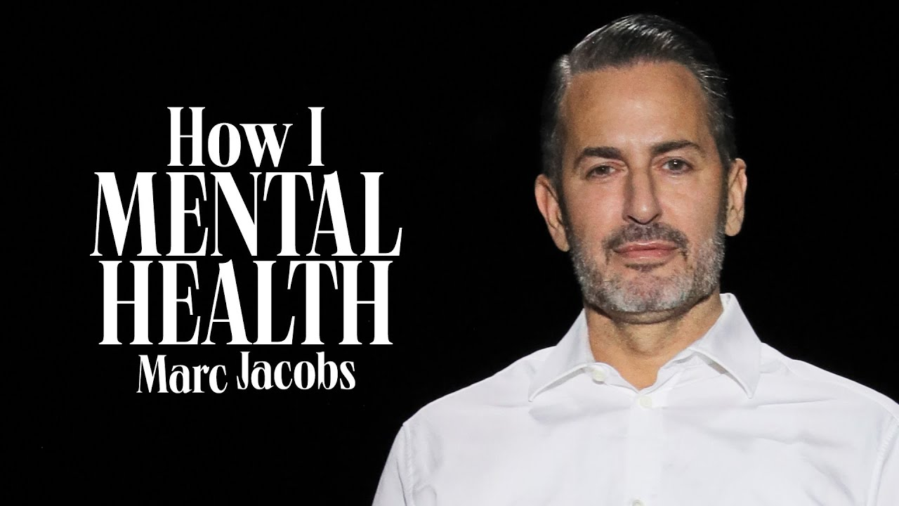 Marc Jacobs' 'Perfect' Tattoo Was Inspired by a Major Mental Health Lesson | Marie Claire
