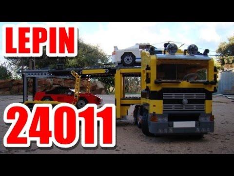Lepin 24011 Highway Transport