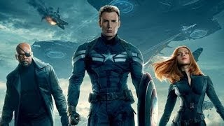 AMC Spoilers! - CAPTAIN AMERICA: THE WINTER SOLDIER Review