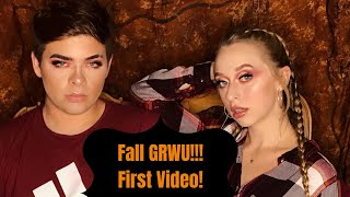 FALL GRWU!!! FIRST YOUTUBE VIDEO!!!