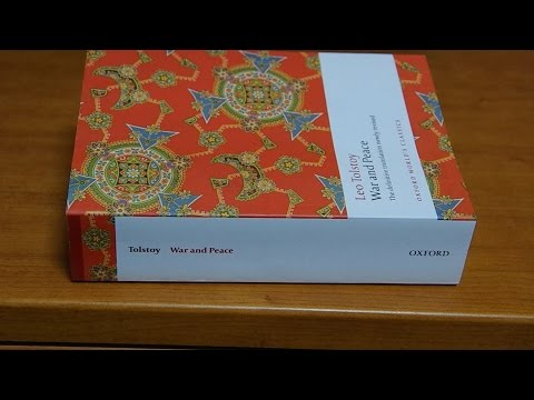War and Peace (Paperback, Revised) l Oxford World's Classics 1