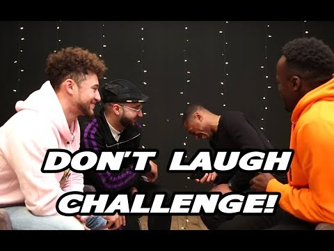Don&39;t Laugh Challenge  Rak-Su