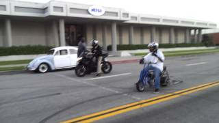 Stroker 305 minibike vs 1000cc street bike