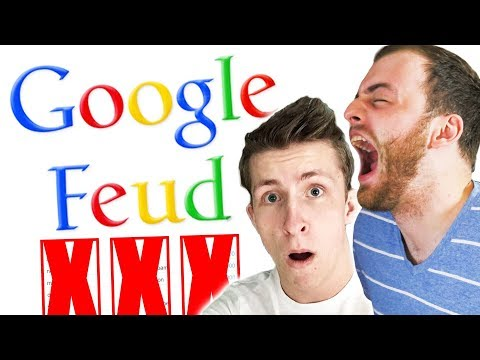 WHO IS THE BEST QUIZ MASTER CHALLENGE? (Google Feud w/ Tewtiy)