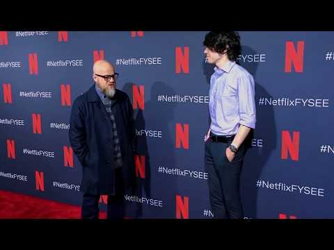 David Slade on directing 'Black Mirror: Bandersnatch' interactive film: 'No one had ever done this before' [RED CARPET VIDEO]