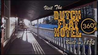 360 Video - Dutch Flat Hotel North California