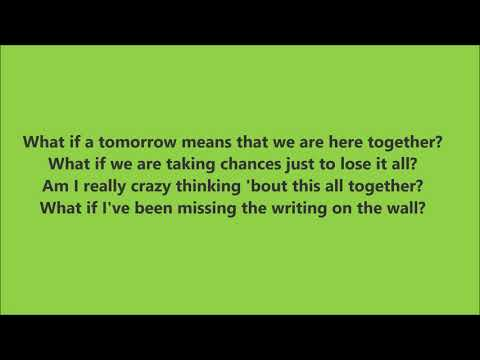 Johnny Orlando Ft. Mackenzie Ziegler - What If - Lyrics