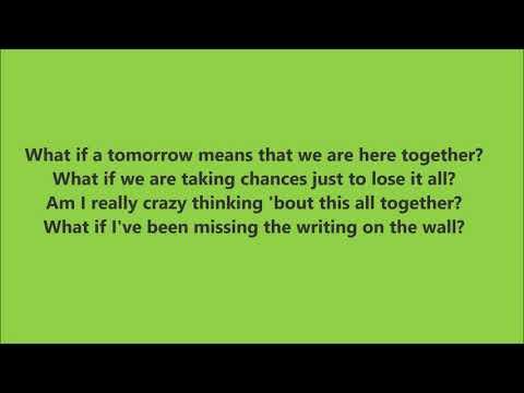 Johnny Orlando Ft. Mackenzie Ziegler - What If - Lyrics