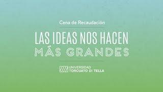 7.ª Cena de Recaudación de Fondos | Las ideas nos hacen más grandes