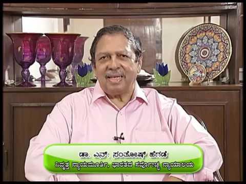 Former Karnataka Lokayukta Justice N. Santosh Hegde in Shubhodaya Karnataka | 22/05/19 @ 7AM | Promo