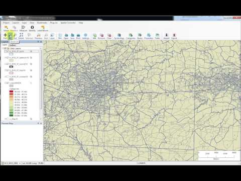 Introduction to GIS 4: What is a Census Tract? Tracts, Blocks and More