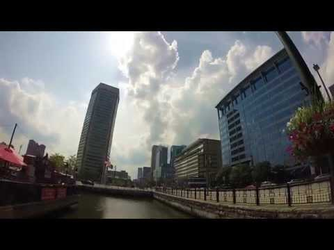 Baltimore Trip, Work and Travel USA 2014, GoPro Hero 3+