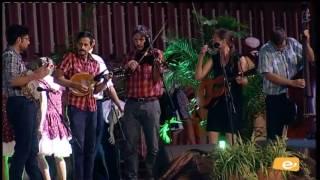 Actuación Plaza de la Candelaria XXI Festival Internacional de Folklore Villa de Ingenio 21.07.2016