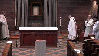 Mass for January 27, 2021
