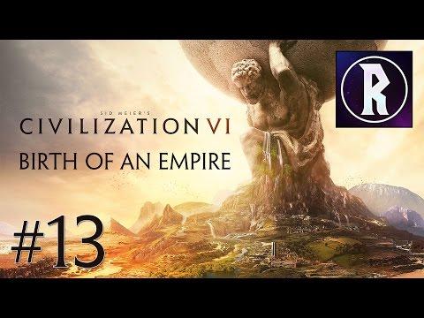 Civilization VI: Birth of an Empire #13 - Mvemba a Nzinga of Kongo