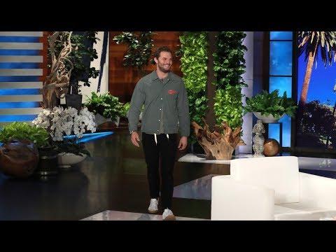 Jamie Dornan Says a Final Goodbye to Christian Grey