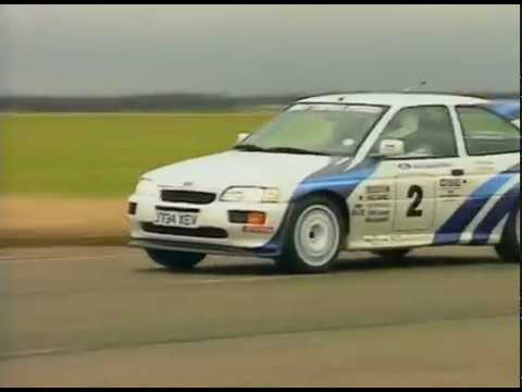 The Story Of The Escort Cosworth [1996]