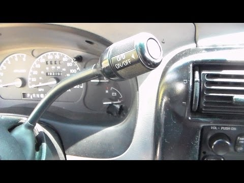 How to fix shifting problems on a 98 FORD EXPLOER