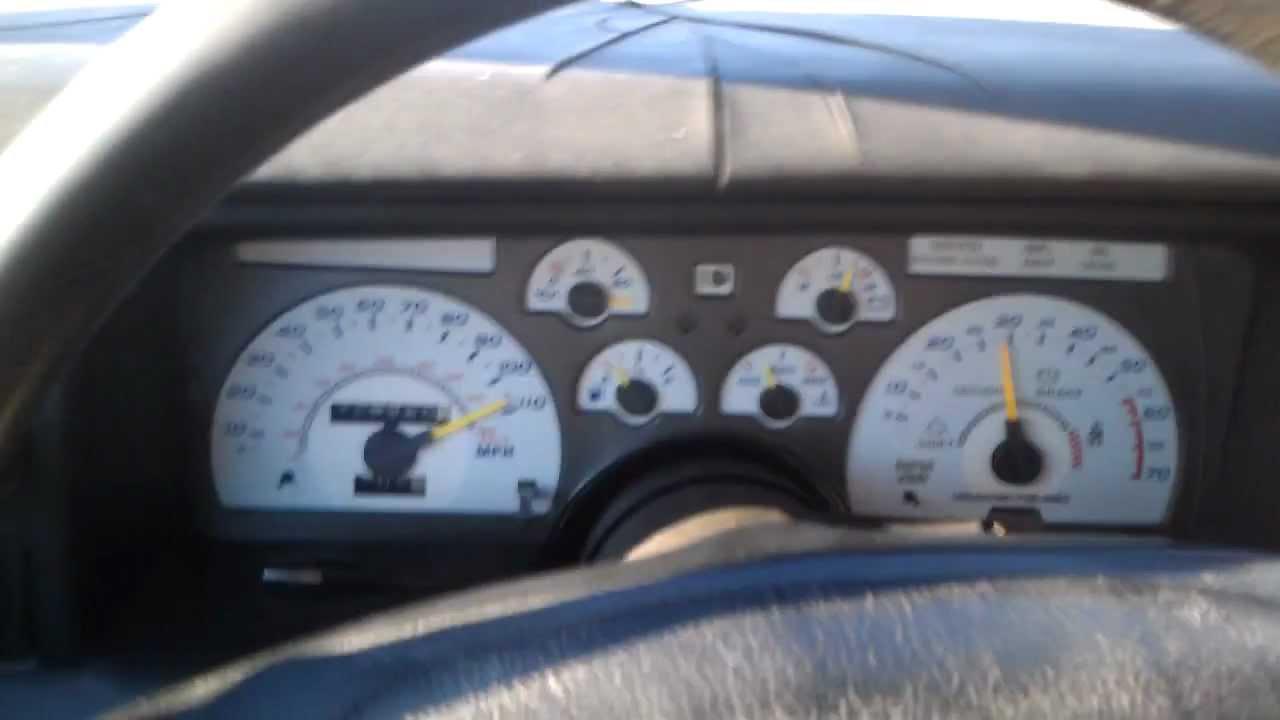 92 Camaro RS 305 Tbi 0-110 Nasty Z-RS