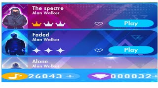 Download How to hack piano tiles 2 and unlock Alan Walker songs