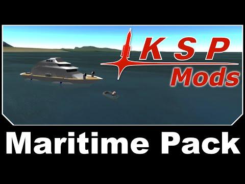 KSP Mods - Maritime Pack