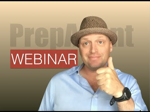 Real estate exam webinar - MOTIVATE & PASS!