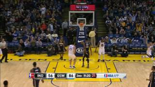 indiana pacers at golden state warriors december 5 2016