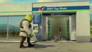 OMV Shrek & seine Freunde