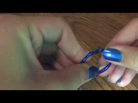 How to open book rings- tutorial