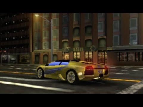 Midnight Club LA Remix Part 6-FINAL RACE (PSP)