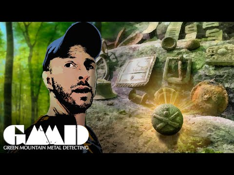 I Find the Ruins of a Forgotten Home and Dig for Treasure | Metal Detecting Adventure