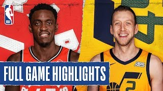Raptors At Jazz | Full Game Highlights | March 9, 2020