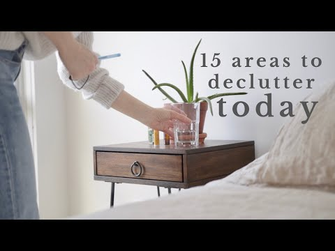 15-areas-to-declutter-today-|-minimalism