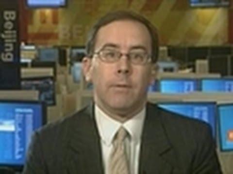 Academic Chovanec Says China `Banking Crisis' Possible