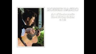 Variations On Ezumi on Robbie Basho Art Of The Acoustic Steel String Guitar 6 & 12 1982 Lost Lake Ar