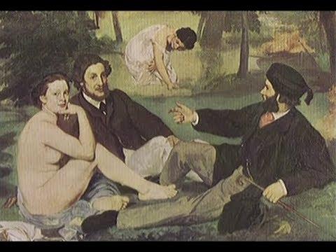 Edouard Manet, père de l'impressionnisme