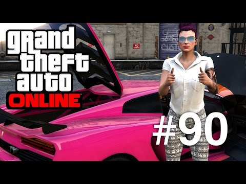 Grand Theft Auto V Online | Pisica Miau Miau joaca Every bullet counts 3-2 | Episodul 90