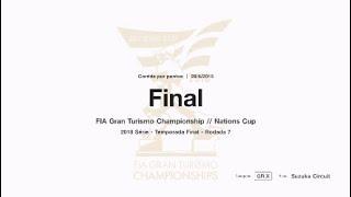 GT Sport Taça das Nações FIA GT
