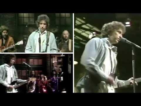 Bob Dylan - Saturday Night Live Performance (1979)