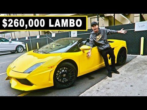 $1000 Car Vs. $260,000 CAR!!!