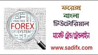 Forex Bangla Tutorial About Trendline By sadifx.com