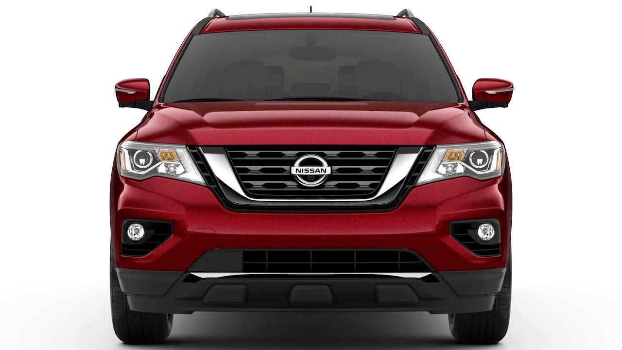 2018 Nissan Pathfinder Hood Release
