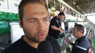 L'analyse de Brice Monzeglio après Section Paloise - Stade Français (13-25)